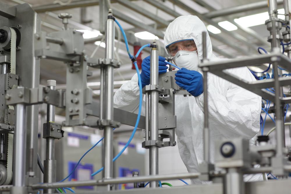 Montaggi macchinari industriali e linee di produzione TECOS srl