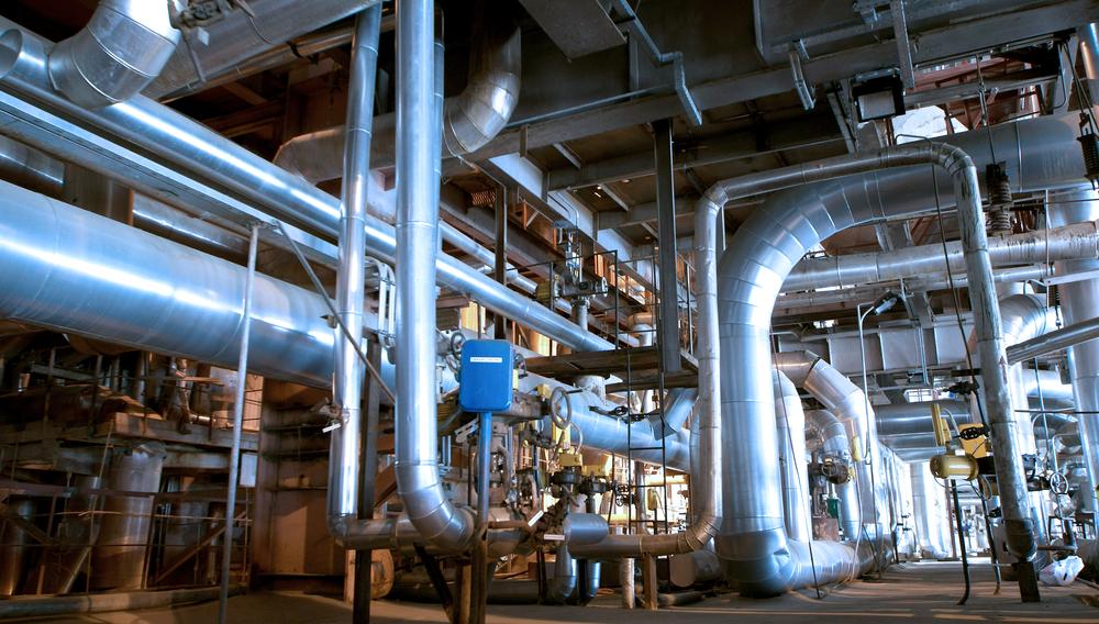 Prefabbricazione e montaggio tubature inox, ferro, zincate