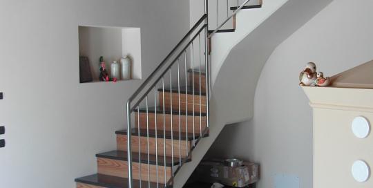 Scale Interne per abitazioni private TECOS