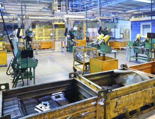 Spostamenti e traslochi di macchinari, impianti e linee di produzione industriale