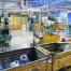 spostamento trasloco macchinari, impianti linee produzione industriale
