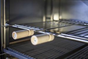 tecmagrill - churraschera professionale - Dettaglio griglia 2° livello